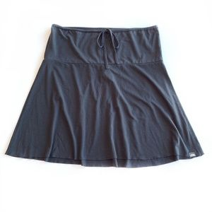 The North Face Black Soft Skirt Womens Size XL